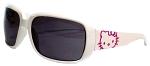 """Seleccione el menú """"COMPRAR"""" si desea comprar unas gafas de Hello Kitty o seleccione la herramienta """"ZOOM"""" si desea ampliar la foto HEIS008."""