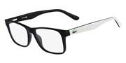 """Seleccione el menú """"COMPRAR"""" si desea comprar unas gafas de Lacoste o seleccione la herramienta """"ZOOM"""" si desea ampliar la foto L2741-001."""