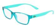 """Seleccione el menú """"COMPRAR"""" si desea comprar unas gafas de Lacoste o seleccione la herramienta """"ZOOM"""" si desea ampliar la foto L3803BTEENS-444."""