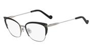 """Seleccione el menú """"COMPRAR"""" si desea comprar unas gafas de LiuJo o seleccione la herramienta """"ZOOM"""" si desea ampliar la foto LJ2116-001."""