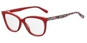 """Seleccione el menú """"COMPRAR"""" si desea comprar unas gafas de Love Moschino o seleccione la herramienta """"ZOOM"""" si desea ampliar la foto MOL506-0PA."""