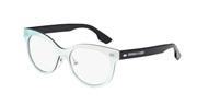 """Seleccione el menú """"COMPRAR"""" si desea comprar unas gafas de McQ o seleccione la herramienta """"ZOOM"""" si desea ampliar la foto MQ0009O-004."""