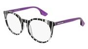 """Seleccione el menú """"COMPRAR"""" si desea comprar unas gafas de McQ o seleccione la herramienta """"ZOOM"""" si desea ampliar la foto MQ0066O-003."""