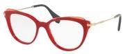 """Seleccione el menú """"COMPRAR"""" si desea comprar unas gafas de MiuMiu o seleccione la herramienta """"ZOOM"""" si desea ampliar la foto 0MU01QV-VX91O1."""