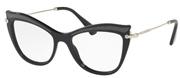 """Seleccione el menú """"COMPRAR"""" si desea comprar unas gafas de MiuMiu o seleccione la herramienta """"ZOOM"""" si desea ampliar la foto 0MU06PV-VIE1O1."""