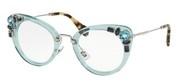 """Seleccione el menú """"COMPRAR"""" si desea comprar unas gafas de MiuMiu o seleccione la herramienta """"ZOOM"""" si desea ampliar la foto MU05PV-VAA1O1."""