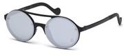 """Seleccione el menú """"COMPRAR"""" si desea comprar unas gafas de Moncler Lunettes o seleccione la herramienta """"ZOOM"""" si desea ampliar la foto ML0064-01C."""