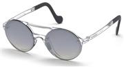 """Seleccione el menú """"COMPRAR"""" si desea comprar unas gafas de Moncler Lunettes o seleccione la herramienta """"ZOOM"""" si desea ampliar la foto ML0064-27C."""