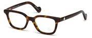 """Seleccione el menú """"COMPRAR"""" si desea comprar unas gafas de Moncler Lunettes o seleccione la herramienta """"ZOOM"""" si desea ampliar la foto ML5001-052."""