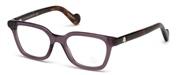 """Seleccione el menú """"COMPRAR"""" si desea comprar unas gafas de Moncler Lunettes o seleccione la herramienta """"ZOOM"""" si desea ampliar la foto ML5001-081."""
