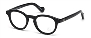 """Seleccione el menú """"COMPRAR"""" si desea comprar unas gafas de Moncler Lunettes o seleccione la herramienta """"ZOOM"""" si desea ampliar la foto ML5002-001."""