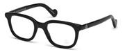 """Seleccione el menú """"COMPRAR"""" si desea comprar unas gafas de Moncler Lunettes o seleccione la herramienta """"ZOOM"""" si desea ampliar la foto ML5003-001."""
