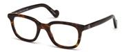 """Seleccione el menú """"COMPRAR"""" si desea comprar unas gafas de Moncler Lunettes o seleccione la herramienta """"ZOOM"""" si desea ampliar la foto ML5003-052."""