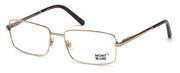 """Seleccione el menú """"COMPRAR"""" si desea comprar unas gafas de Mont Blanc o seleccione la herramienta """"ZOOM"""" si desea ampliar la foto MB0578-048."""