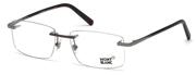 """Seleccione el menú """"COMPRAR"""" si desea comprar unas gafas de Mont Blanc o seleccione la herramienta """"ZOOM"""" si desea ampliar la foto MB0579-008."""