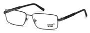 """Seleccione el menú """"COMPRAR"""" si desea comprar unas gafas de Mont Blanc o seleccione la herramienta """"ZOOM"""" si desea ampliar la foto MB0629-008."""