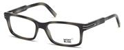 """Seleccione el menú """"COMPRAR"""" si desea comprar unas gafas de Mont Blanc o seleccione la herramienta """"ZOOM"""" si desea ampliar la foto MB0668-055."""
