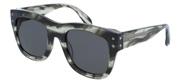 """Seleccione el menú """"COMPRAR"""" si desea comprar unas gafas de Alexander McQueen o seleccione la herramienta """"ZOOM"""" si desea ampliar la foto AM0050SA-AsianFit-003."""