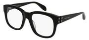"""Seleccione el menú """"COMPRAR"""" si desea comprar unas gafas de Alexander McQueen o seleccione la herramienta """"ZOOM"""" si desea ampliar la foto AM0052OA-AsianFit-001."""
