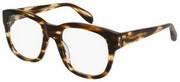 """Seleccione el menú """"COMPRAR"""" si desea comprar unas gafas de Alexander McQueen o seleccione la herramienta """"ZOOM"""" si desea ampliar la foto AM0052OA-AsianFit-003."""