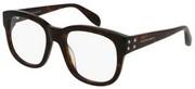 """Seleccione el menú """"COMPRAR"""" si desea comprar unas gafas de Alexander McQueen o seleccione la herramienta """"ZOOM"""" si desea ampliar la foto AM0052OA-AsianFit-004."""