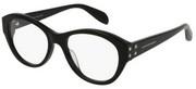 """Seleccione el menú """"COMPRAR"""" si desea comprar unas gafas de Alexander McQueen o seleccione la herramienta """"ZOOM"""" si desea ampliar la foto AM0053OA-AsianFit-001."""
