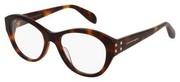 """Seleccione el menú """"COMPRAR"""" si desea comprar unas gafas de Alexander McQueen o seleccione la herramienta """"ZOOM"""" si desea ampliar la foto AM0053OA-AsianFit-002."""
