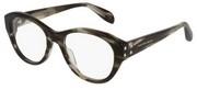 """Seleccione el menú """"COMPRAR"""" si desea comprar unas gafas de Alexander McQueen o seleccione la herramienta """"ZOOM"""" si desea ampliar la foto AM0053OA-AsianFit-004."""