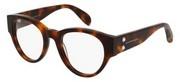 """Seleccione el menú """"COMPRAR"""" si desea comprar unas gafas de Alexander McQueen o seleccione la herramienta """"ZOOM"""" si desea ampliar la foto AM0055OA-AsianFit-002."""