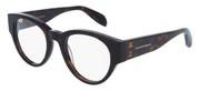"""Seleccione el menú """"COMPRAR"""" si desea comprar unas gafas de Alexander McQueen o seleccione la herramienta """"ZOOM"""" si desea ampliar la foto AM0055OA-AsianFit-003."""