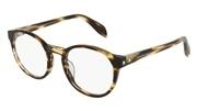 """Seleccione el menú """"COMPRAR"""" si desea comprar unas gafas de Alexander McQueen o seleccione la herramienta """"ZOOM"""" si desea ampliar la foto AM0075O-004."""