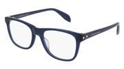 """Seleccione el menú """"COMPRAR"""" si desea comprar unas gafas de Alexander McQueen o seleccione la herramienta """"ZOOM"""" si desea ampliar la foto AM0076O-004."""