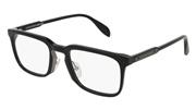 """Seleccione el menú """"COMPRAR"""" si desea comprar unas gafas de Alexander McQueen o seleccione la herramienta """"ZOOM"""" si desea ampliar la foto AM0079O-001."""