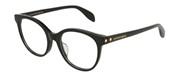 """Seleccione el menú """"COMPRAR"""" si desea comprar unas gafas de Alexander McQueen o seleccione la herramienta """"ZOOM"""" si desea ampliar la foto AM0131OA-001."""