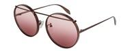 """Seleccione el menú """"COMPRAR"""" si desea comprar unas gafas de Alexander McQueen o seleccione la herramienta """"ZOOM"""" si desea ampliar la foto AM0137SA-004."""