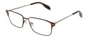 """Seleccione el menú """"COMPRAR"""" si desea comprar unas gafas de Alexander McQueen o seleccione la herramienta """"ZOOM"""" si desea ampliar la foto AM0142O-004."""
