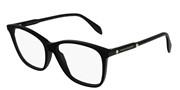 """Seleccione el menú """"COMPRAR"""" si desea comprar unas gafas de Alexander McQueen o seleccione la herramienta """"ZOOM"""" si desea ampliar la foto AM0191O-001."""