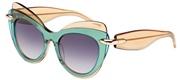 """Seleccione el menú """"COMPRAR"""" si desea comprar unas gafas de Pomellato o seleccione la herramienta """"ZOOM"""" si desea ampliar la foto PM0002S-02."""