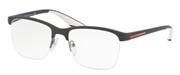 """Seleccione el menú """"COMPRAR"""" si desea comprar unas gafas de Prada Linea Rossa o seleccione la herramienta """"ZOOM"""" si desea ampliar la foto 0PS02LV-TFZ1O1."""
