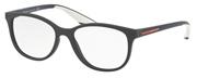 """Seleccione el menú """"COMPRAR"""" si desea comprar unas gafas de Prada Linea Rossa o seleccione la herramienta """"ZOOM"""" si desea ampliar la foto 0PS03LV-TFZ1O1."""