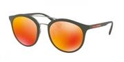 """Seleccione el menú """"COMPRAR"""" si desea comprar unas gafas de Prada Linea Rossa o seleccione la herramienta """"ZOOM"""" si desea ampliar la foto 0PS04RS-UFI5M0."""