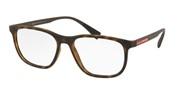 """Seleccione el menú """"COMPRAR"""" si desea comprar unas gafas de Prada Linea Rossa o seleccione la herramienta """"ZOOM"""" si desea ampliar la foto 0PS05LV-U611O1."""