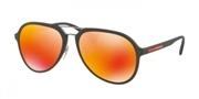 """Seleccione el menú """"COMPRAR"""" si desea comprar unas gafas de Prada Linea Rossa o seleccione la herramienta """"ZOOM"""" si desea ampliar la foto 0PS05RS-UFI5M0."""