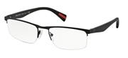 """Seleccione el menú """"COMPRAR"""" si desea comprar unas gafas de Prada Linea Rossa o seleccione la herramienta """"ZOOM"""" si desea ampliar la foto 0PS52FV-DG01O1."""