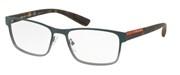 """Seleccione el menú """"COMPRAR"""" si desea comprar unas gafas de Prada Linea Rossa o seleccione la herramienta """"ZOOM"""" si desea ampliar la foto PS50GV-YC21O1."""