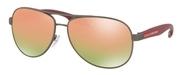 """Seleccione el menú """"COMPRAR"""" si desea comprar unas gafas de Prada Linea Rossa o seleccione la herramienta """"ZOOM"""" si desea ampliar la foto SPS53PS-BENBOW-DG15L2."""