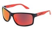 """Seleccione el menú """"COMPRAR"""" si desea comprar unas gafas de Puma o seleccione la herramienta """"ZOOM"""" si desea ampliar la foto PJ0007S-001."""