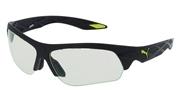 """Seleccione el menú """"COMPRAR"""" si desea comprar unas gafas de Puma o seleccione la herramienta """"ZOOM"""" si desea ampliar la foto PU0001SA-001."""