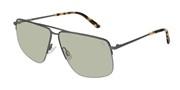 """Seleccione el menú """"COMPRAR"""" si desea comprar unas gafas de Puma o seleccione la herramienta """"ZOOM"""" si desea ampliar la foto PU0198S-005."""