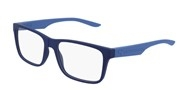 """Seleccione el menú """"COMPRAR"""" si desea comprar unas gafas de Puma o seleccione la herramienta """"ZOOM"""" si desea ampliar la foto PU0204O-002."""